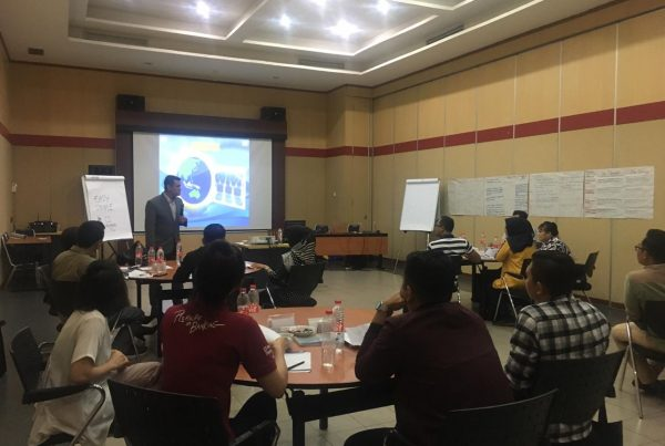 cimb niaga, act consulting, building integrity training