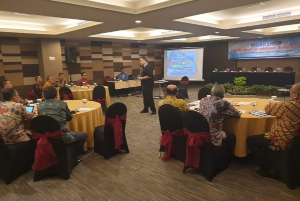 leaders forum for culture transformation, act consulting, ary ginanjar