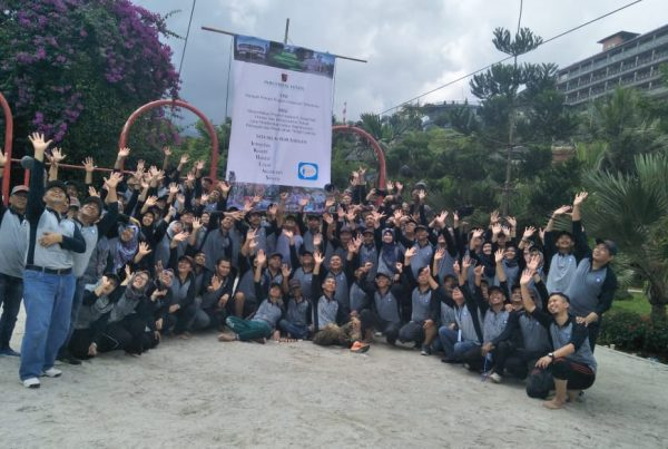 outbond team building, krakatau industrial estate cilegon, act consulting