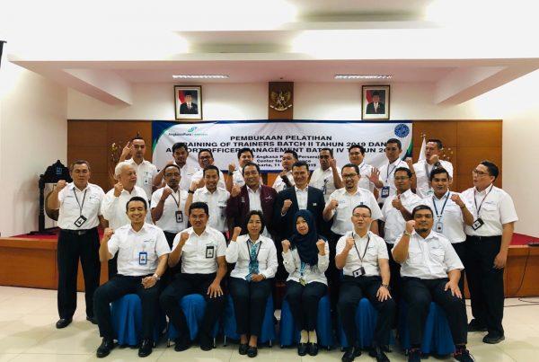 training of trainers, angkasa pura, act consulting