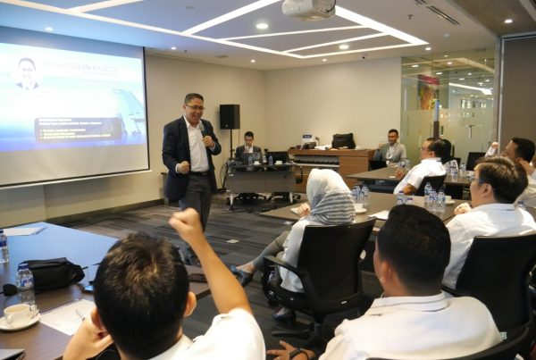 workshop change agent on boarding, ptpn holding, act consulting