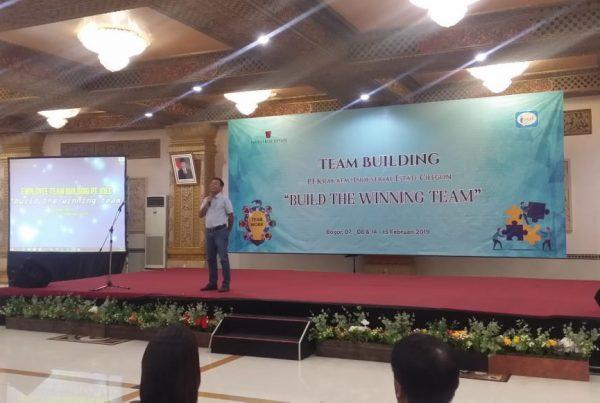 training team building, krakatau industrial estate cilegon, act consulting