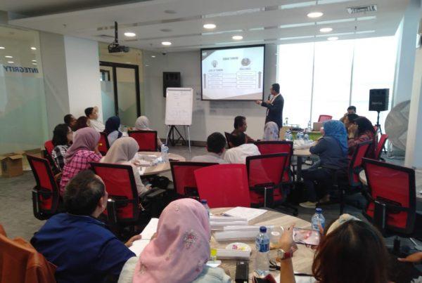 staff development program, bank tabungan negara, act consulting