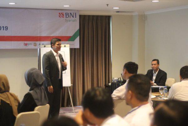 values based leadership, bni syariah, act consulting