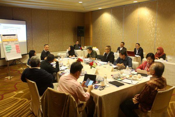 leaders alignment session, lembaga penjamin simpanan, act consulting