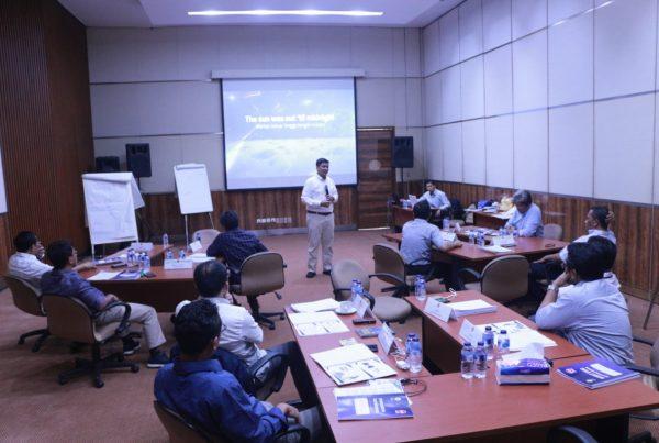 workshop talent based coaching, pt adhi karya persero, adhi karya, act consulting