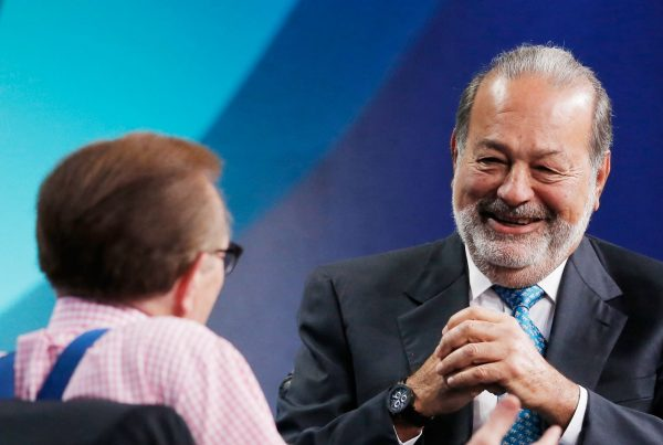 carlos slim, service society, act consulting
