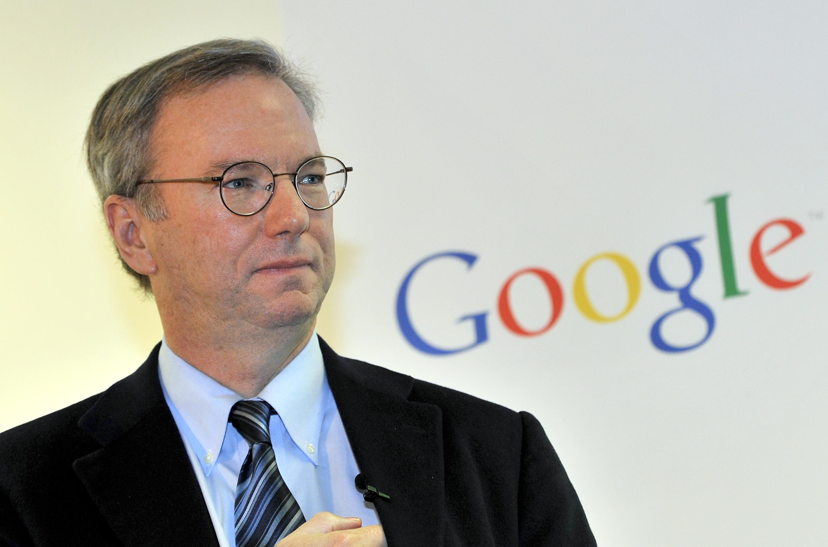 eric schmidt, eks chairman google, dont be evil, motto google, act consulting, makna bekerja di google