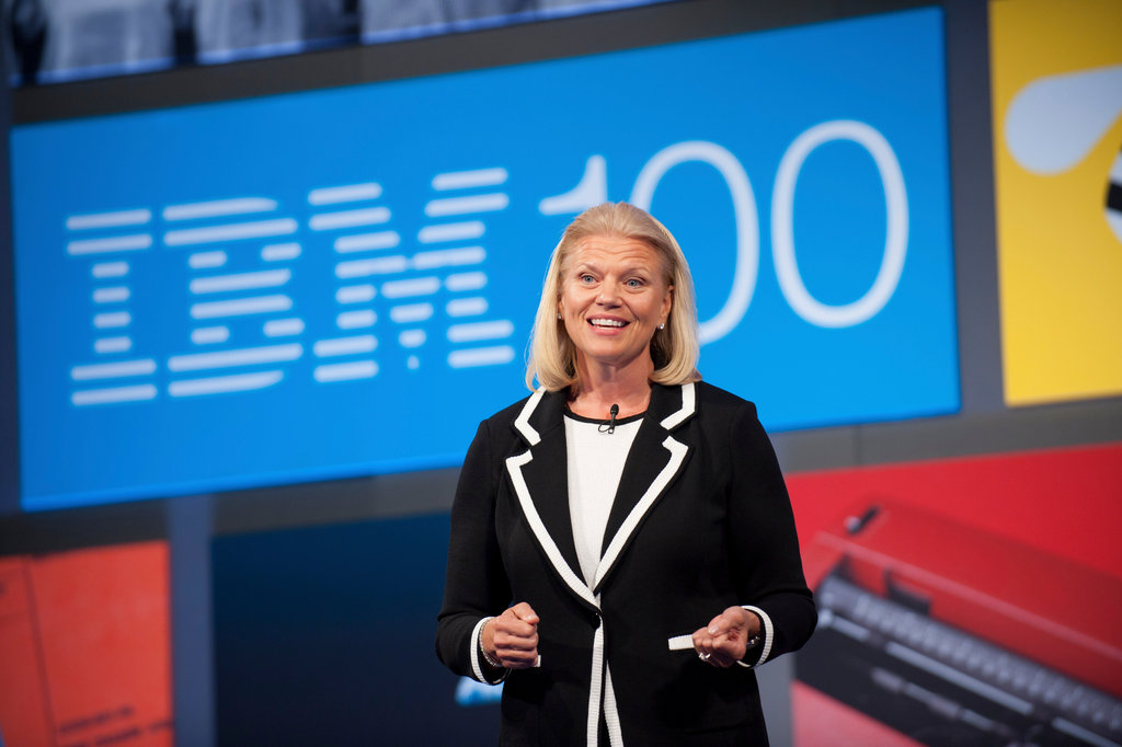 ginni rometty, ceo ibm, continous reinvention, business innovation, service innovation, act consulting