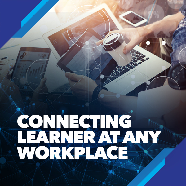 digital transformation program, connecting learner at any workplace, digital solutions, act consulting