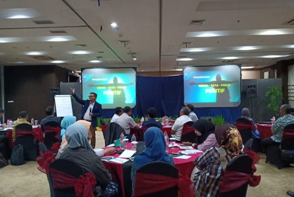 change agent workshop, pt wijaya karya, act consulting