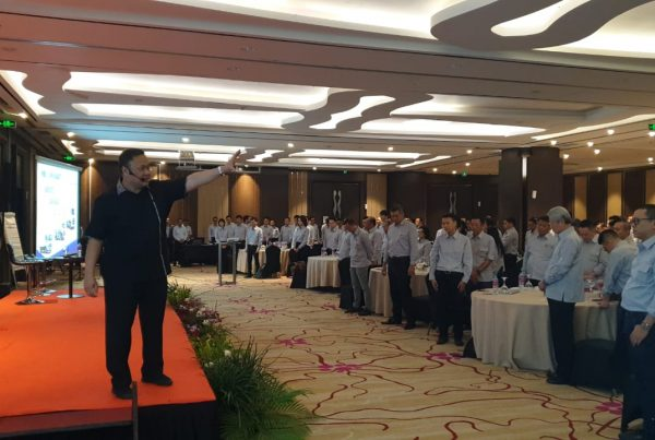 business transformation mindset seminar, act consulting, ary ginanjar agustian, hino motor sales indonesia