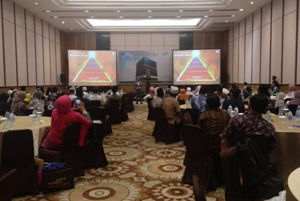 costumer motivation program, bank syariah mandiri, act consulting, miracle of hajj, bank syariah mandiri