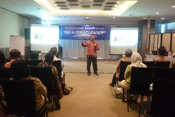 training transformational leadership kementerian pariwisata, be a great leader, act consulting, ary ginanjar agustian
