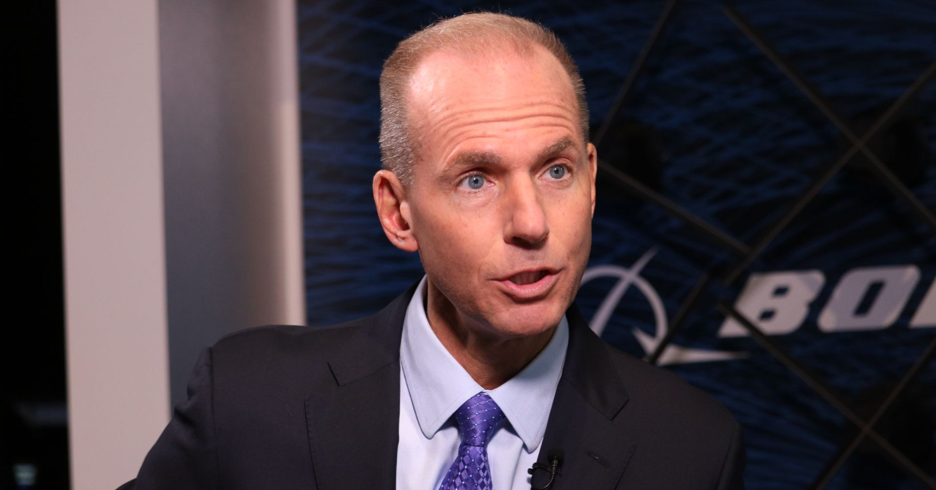 dennis muilenburg, ceo boeing corporation, act consulting, cst 100 starliner