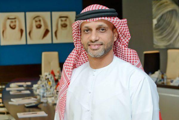 Saeed Ghumran Al Remeithi CEO Emirates Steel Yang Mengekspor Baja ke 40 Negara