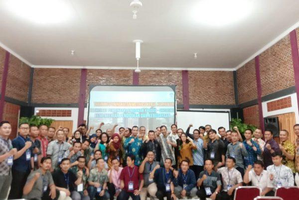 Training Peningkatan Motivasi Kinerja Pegawai Pemerintah non Pegawai Negeri Sipil (PPNPN) Direktorat Pembinaan Pendidikan Khusus Dikdasmen Kemendikbud di Agustus 2019